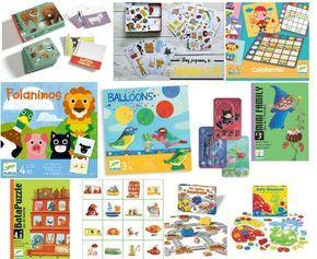 Детские настольные игры для распечатывания / Kid's table games for print