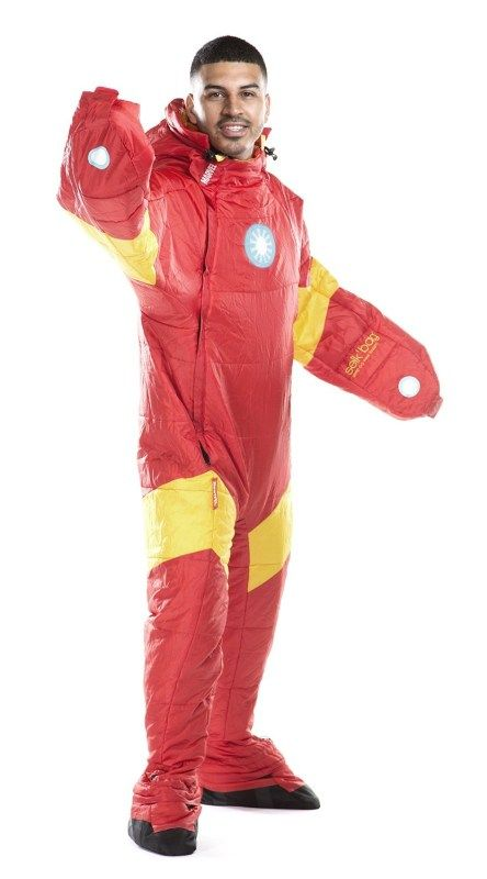 Iron Man Sleeping Bag