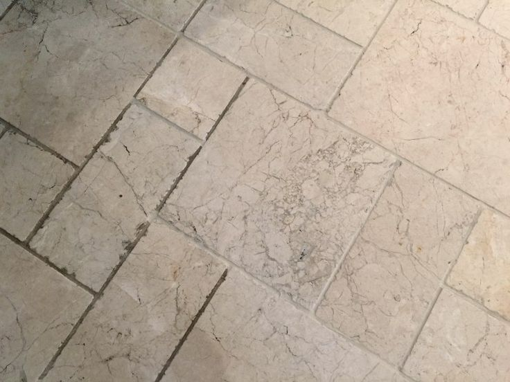 Color sealing grout is a great way to make your grout look new again