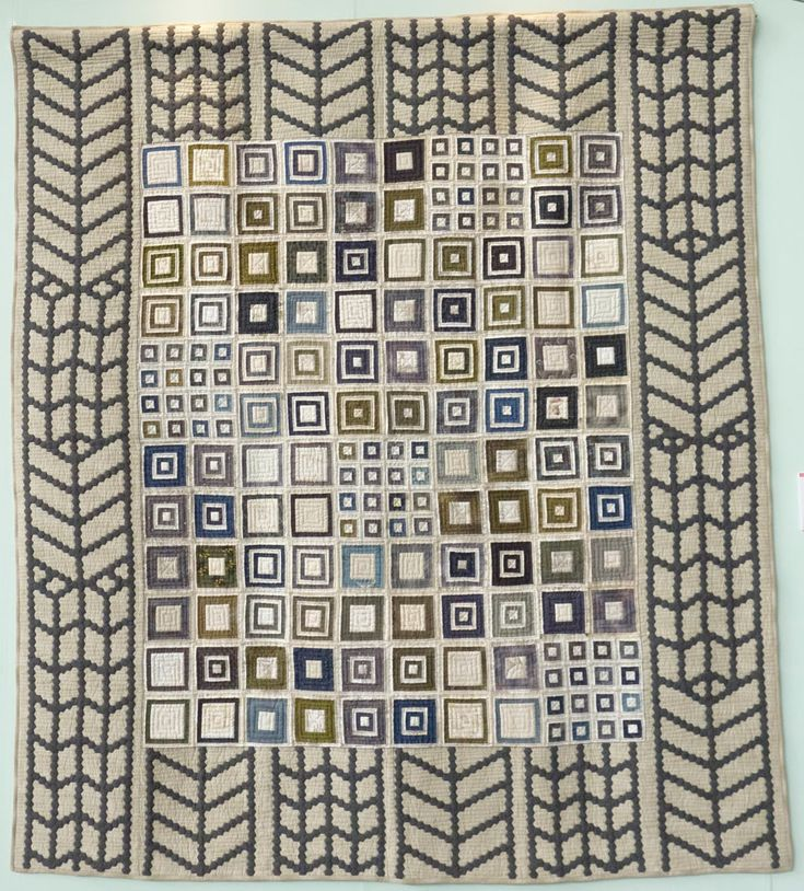 traditional design category—  First Place— Rieko Hasegawa.  2018 Tokyo quilt festival—quilt exhibits :: Okan Arts