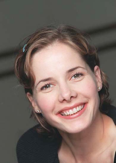 Darcy Bussell.  Head of Dance.