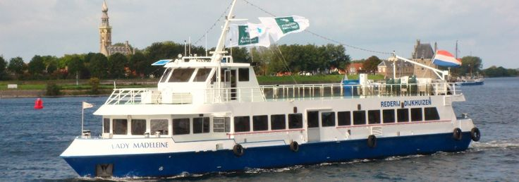 Lady Madeleine - trip from Middelburg to the Veerse Meer