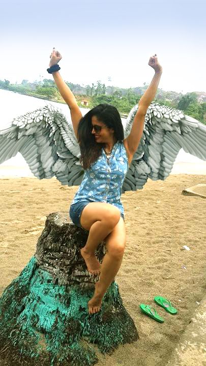 NeHa Pendse An Angel...(By Rohit Shimpi)
