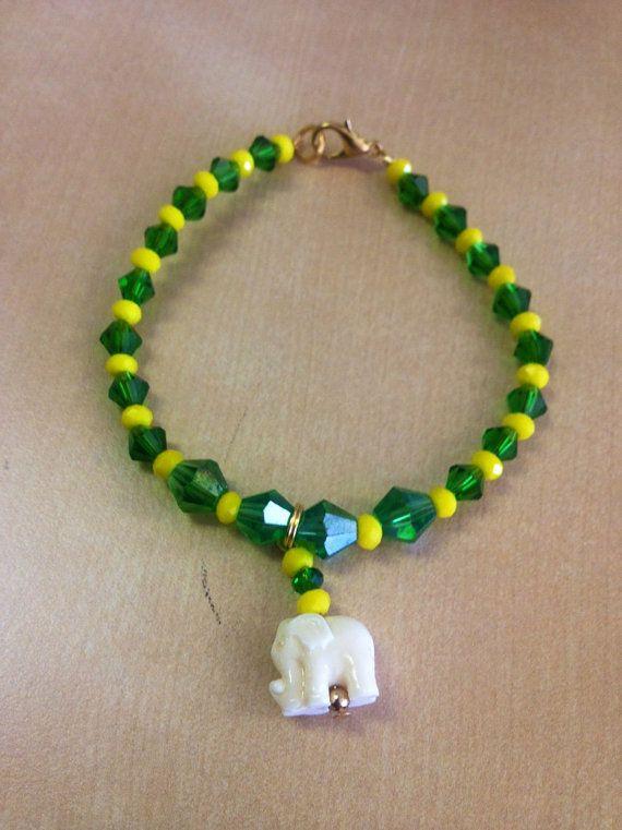 Orula/Orunmila Inspired Bracelet Santeria Yoruba ifa Orishas i