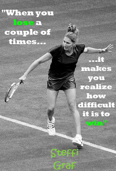Steffi Graf... Legend