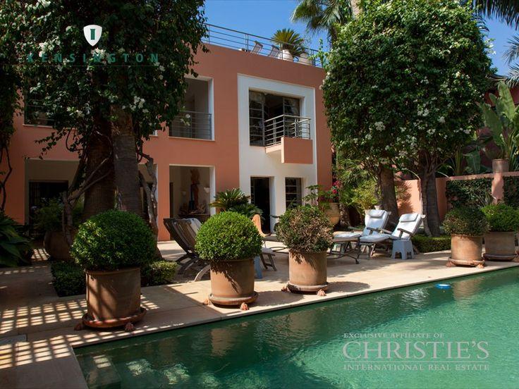 40 best Villa de Luxe Marrakech images on Pinterest Luxury villa