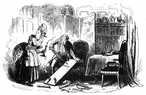 Dickens - 'A Tale of Two Cities', Hablot Knight Browne (Phiz)