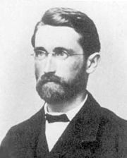 Julius Wilhelm Richard Dedekind was a German mathematician who made important contributions to abstract algebra (particularly ring theory), algebraic number theory and the foundations of the real numbers.