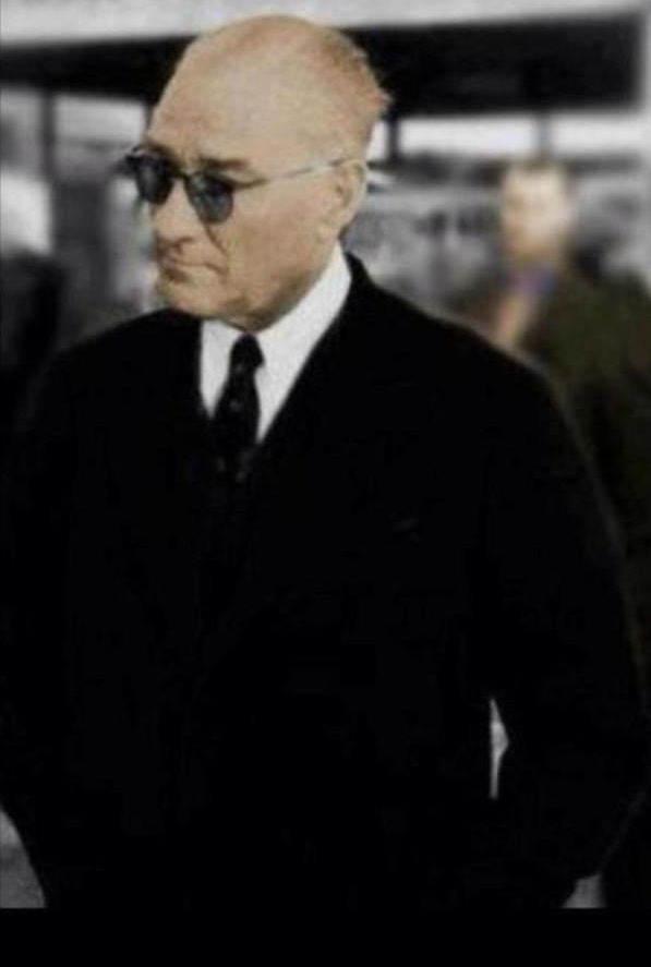 A great leader, Mustafa Kemal Atatürk