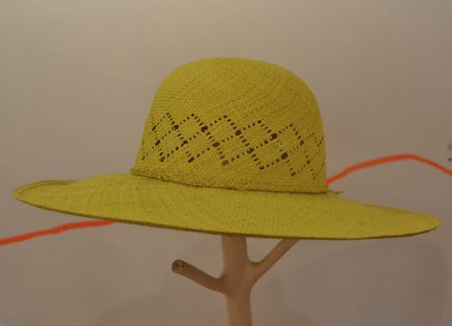 Cúbrete del sol con esta pava hecha por maestros artesanos de Sandoná ( Nariño)!