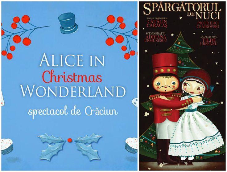Spectacole de Crăciun în decembrie