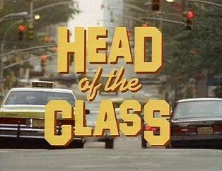 Head of The Class (Tv Show 1986-91)