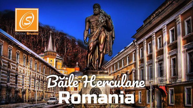Băile Herculane , Caras Severin, Romania