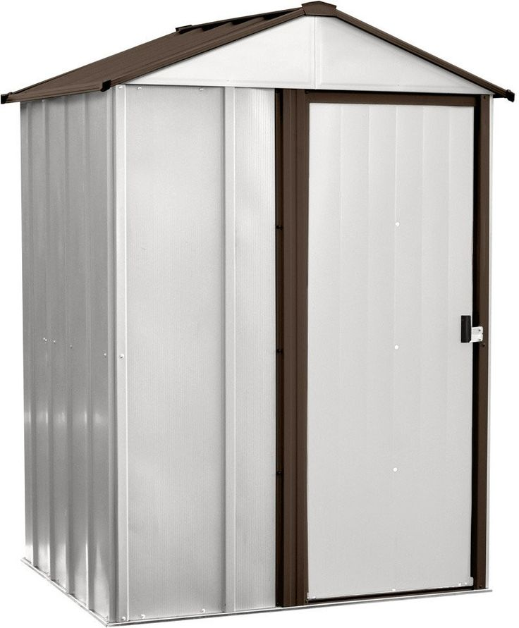 Arrow 5' x 4' Newburgh Metal Storage Shed