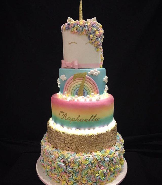 Unicorn cake ideas