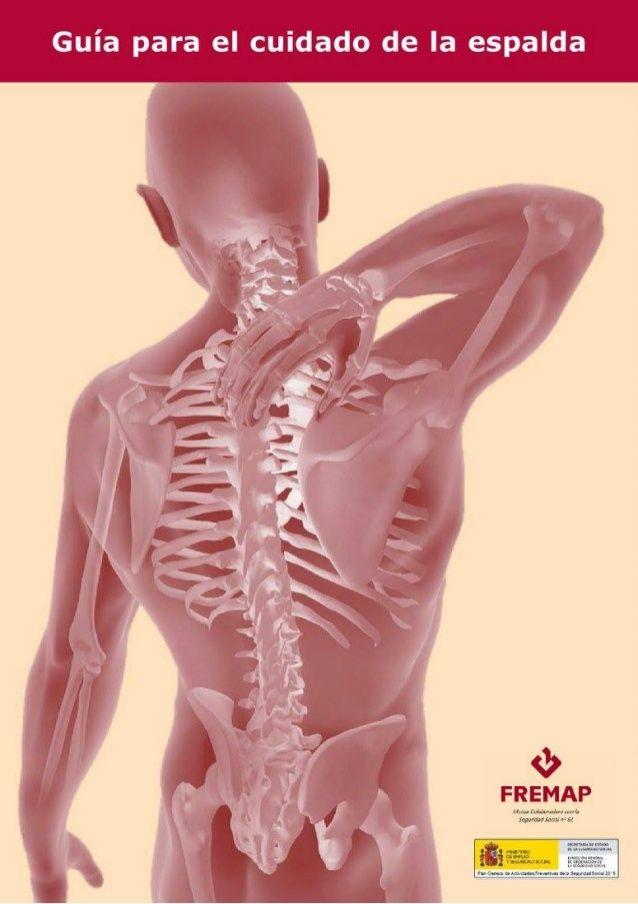 Higiene Postural y Ergonomia de Columna