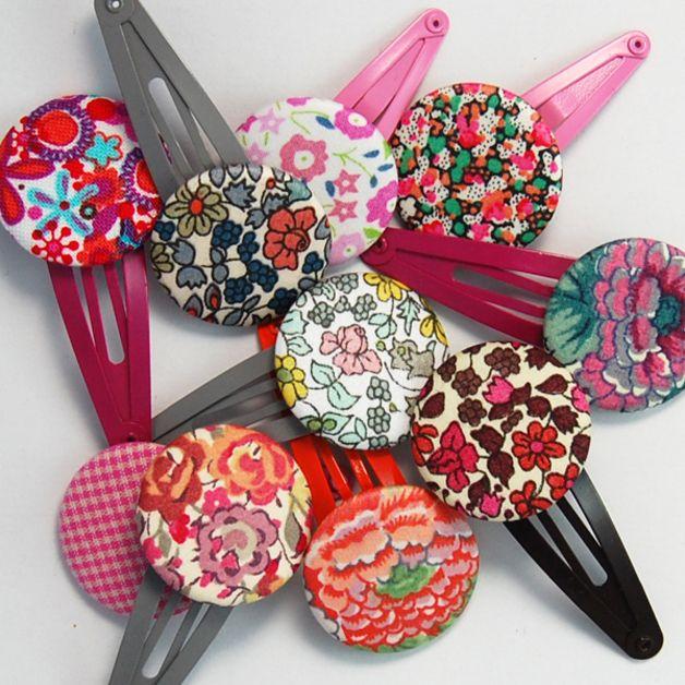 Accessoires cheveux fillette for Mallette couture enfant