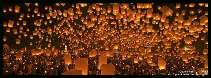 Lanterns Beautiful Orange And Black Facebook Cover Photo Fb Covers Mandarine Lemon