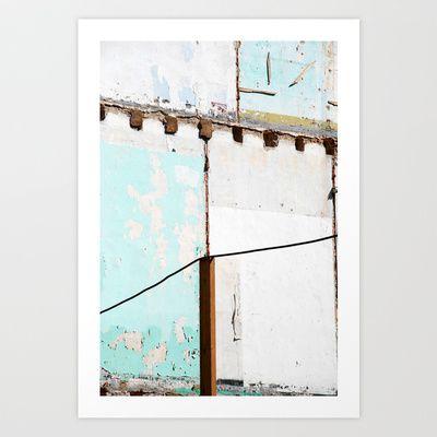 No memories left Art Print by Plasmodi - $17.00
