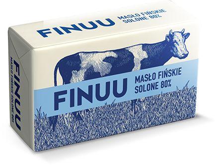 Masło fińskie solone FINUU  #finuu #finuupl #masło #finlandia
