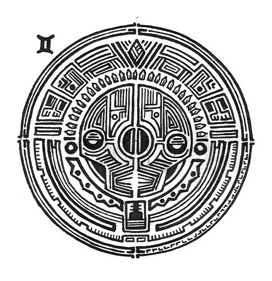 Gumalab Zodiac horoscope sign of Gemini