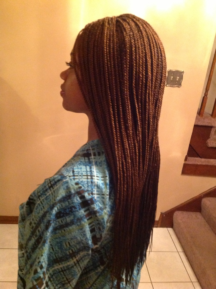 Pin by Zay African Hair Braiding on Long single braids,. | Pinterest