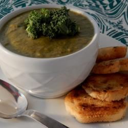 Romige groentesoep @ allrecipes.nl