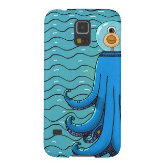 Octopus Galaxy S5 Cover