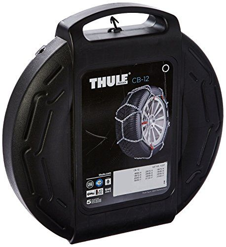 Thule 12mm CB12 Passenger Car Snow Chain, Size 080 (Sold in pairs) - http://www.caraccessoriesonlinemarket.com/thule-12mm-cb12-passenger-car-snow-chain-size-080-sold-in-pairs/  #12Mm, #CB12, #Chain, #Pairs, #Passenger, #Size, #Snow, #Sold, #Thule #Fall-Winter-Driving, #Snow-Chains, #Snow-Chains, #Tires-Wheels