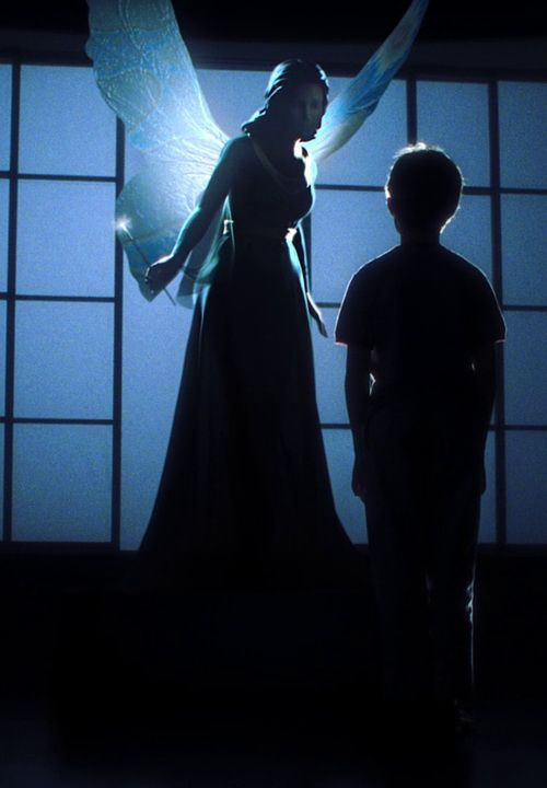 «El Hada azul convirtió a Pinocho en un niño de verdad. Me podrá convertir a mí en un niño de verdad. Necesito encontrarla. Necesito volverme de verdad. Debe de haber alguien en todo el mundo que sepa dónde vive.»