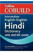 Collins Cobuild Intermediate English-English-Hindi Dictionary