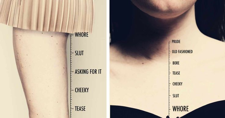 A brilliant ad campaign created for Terre Des Femmes, a Swiss human rights organization focusing on gender equality and feminism, reminds us that the worth of a woman should never be measured by something like the neckline of her blouse or height of her heels.