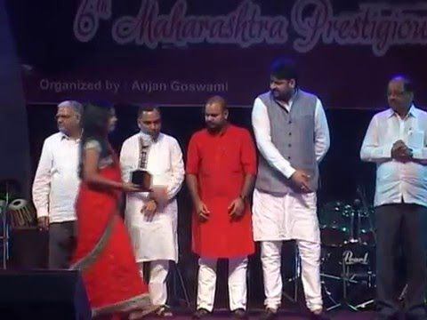 The Great Khali Atteng 6th Maharashtra Prestigious Ratna Awards 2016