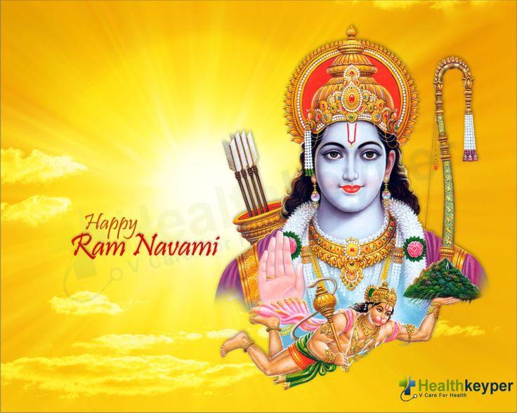 Healthkeyper.com Wishes U Happy Ram Navami 2016