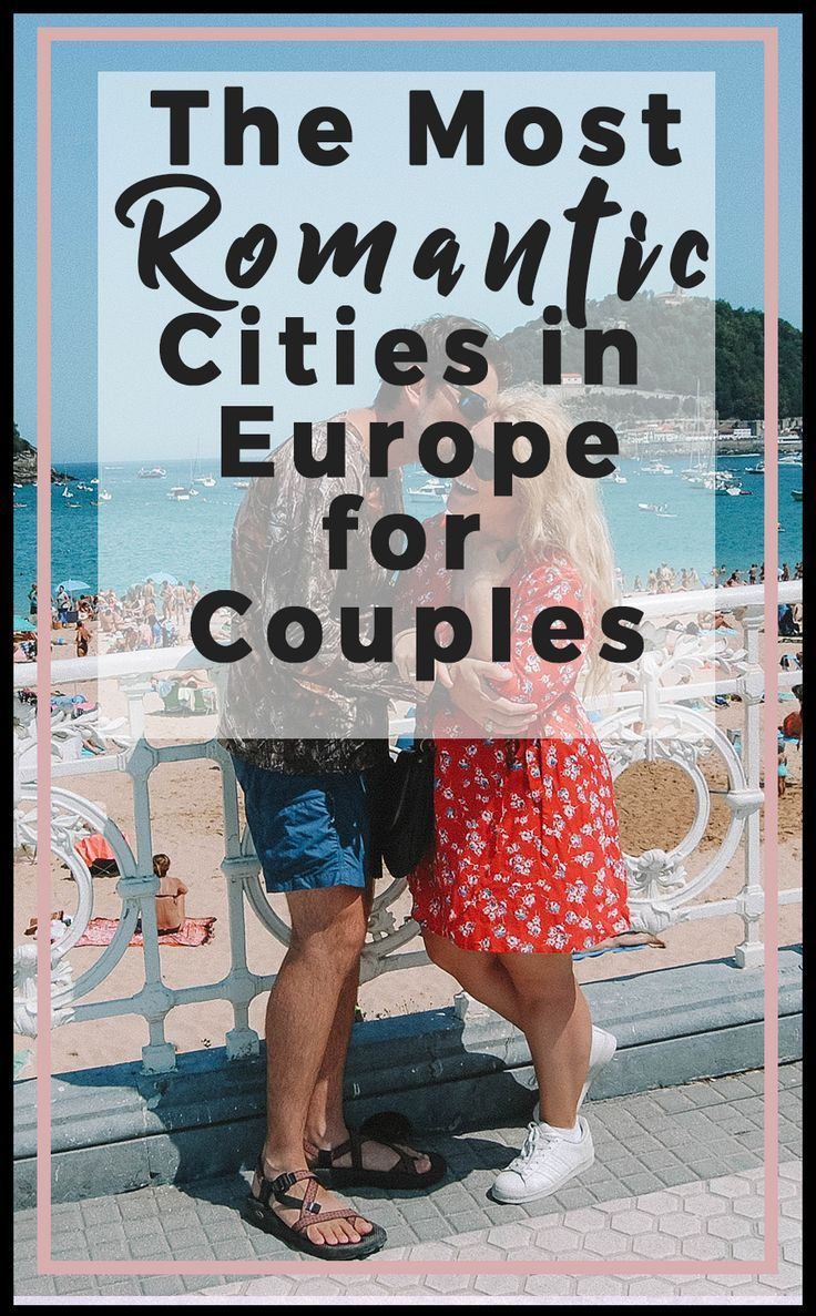The most romantic cities in Europe for couples It was hard to nail down just nine romantic cities in Europe but living here helped me narrow it down. There are plenty romantic destinations that will steal your heart and make you fall even more in love with your significant other. #travel #travelcouple #traveling #travelguide