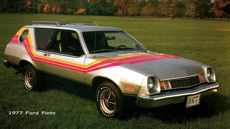rare but beauty Ford Pinto cruising wagon my friend had one of these it was so cool