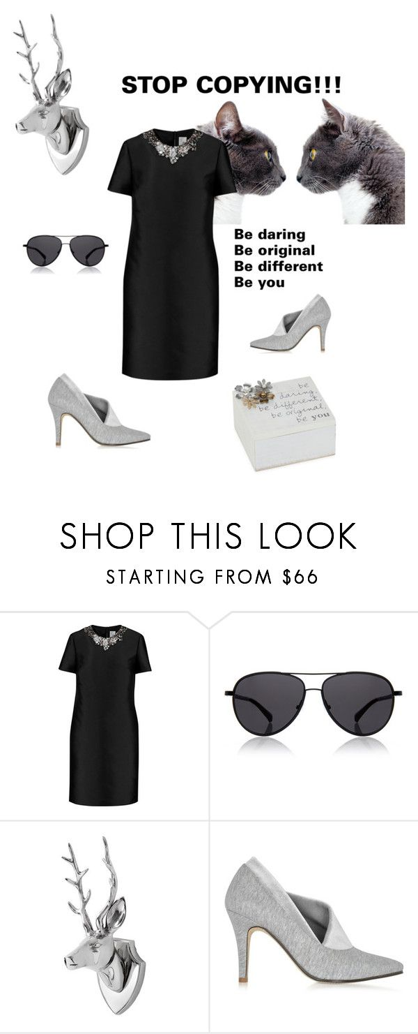 """Please read desc."" by katelyn999 ❤ liked on Polyvore featuring Iris & Ink, The Row, Zoe Lee, Sandra Magsamen and beoriginal"