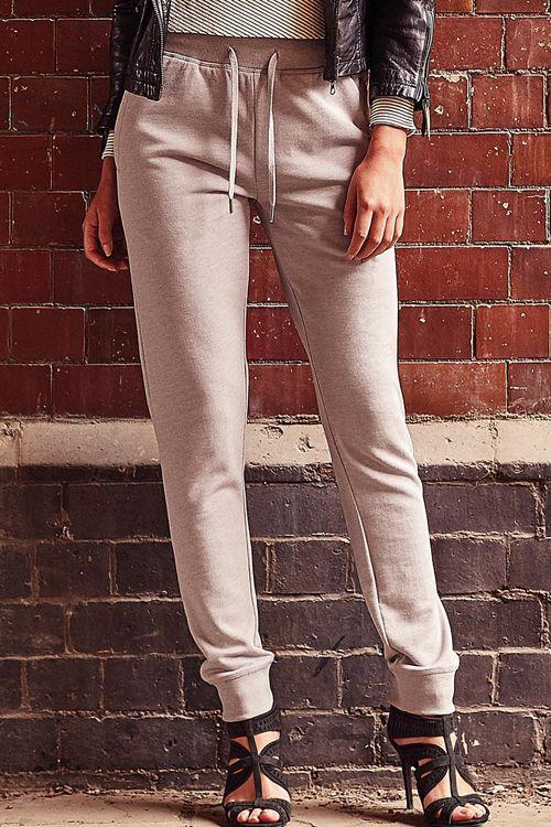 Pantaloni damă sport HD Russell din 65% poliester și 35% bumbac, pieptănat și ringspun #personalizare #pantaloni #sport #trening #textile #promotionale