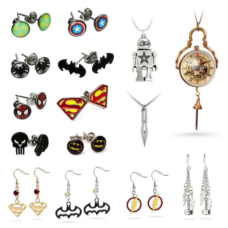 Think Geek Jewelry: http://www.thinkgeek.com/brain/whereisit.cgi?t=jewelry=0=0=fb