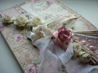 """Мои Бумажные Сокровища : Открытка """"С днём свадьбы"""""""