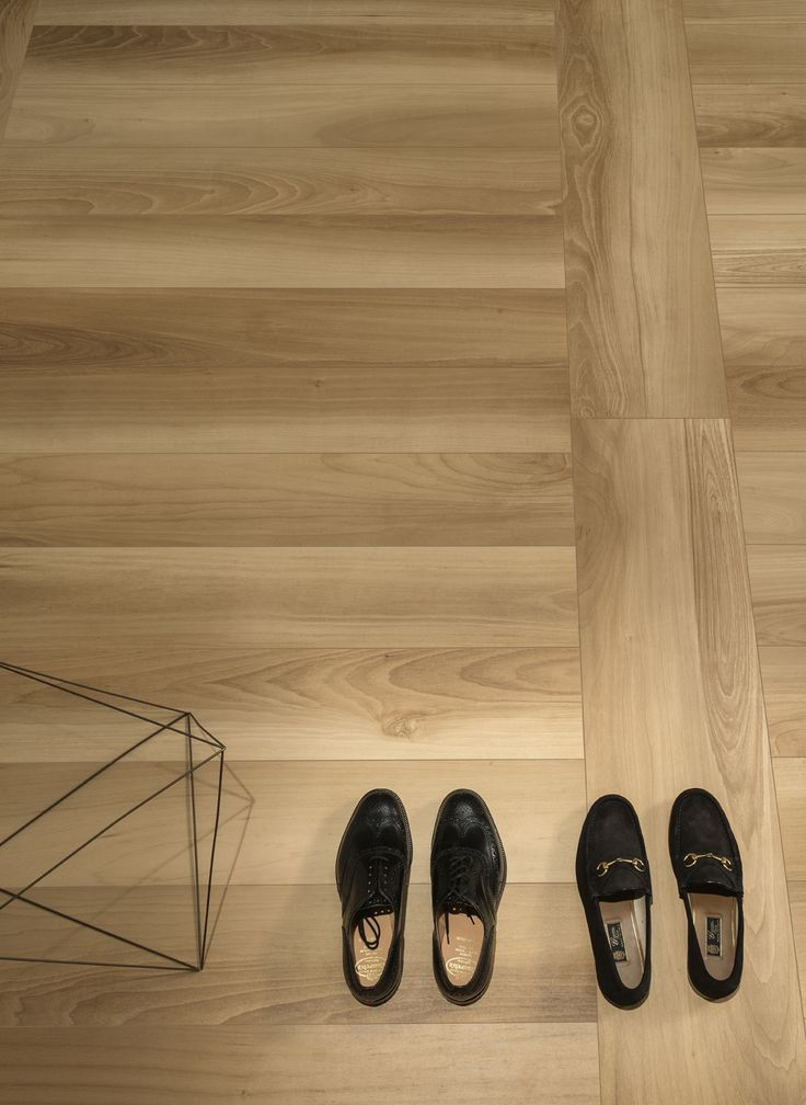 wood look tiles, floorboard tiles, floor tiles: life oak