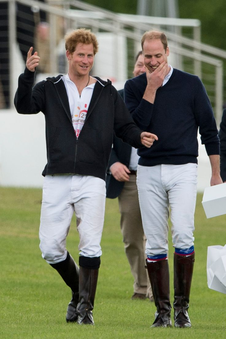 Prince Wiliam and Prince Harry have always been close, therefore Prince Harry's children will be exposed to great brotherly love and a sense of extended family (plus, cousins!)  - GoodHousekeeping.com