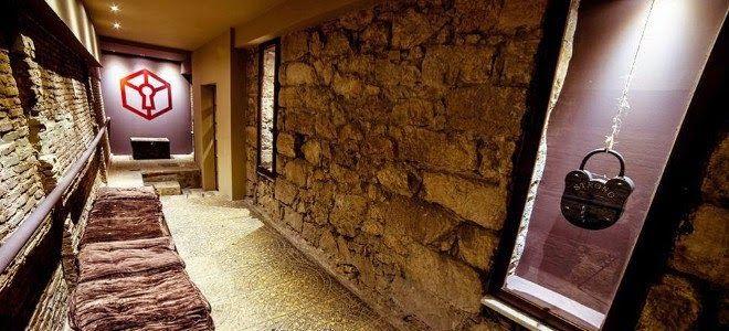 Perfetto Vita ...: Η νέα τρέλα στην Αθήνα λέγεται «δωμάτια απόδρασης»...