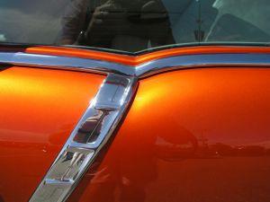 Heat Sensitive Color Changing Candy Automotive Paint