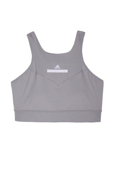 Adidas by Stella McCartney   High Intensity Bra - Frost Grey   My Chameleon