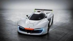 Brennstoffzellenauto: Pininfarina baut den H2 Speed-Es hat eine Brennstoffzelle, es fährt elektrisch, und es ist schnell: Das italienische Unternehmen Pininfarina hat einen Rennwagen mit Brennstoffzellenantrieb entworfen. Das Auto soll in Kleinserie auf dem Markt kommen - allerdings nicht auf die Straße.