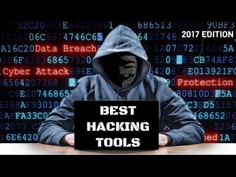 Top 10 Best Hacking Tools | 2017 Edition - YouTube