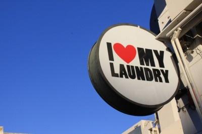 i love my laundry