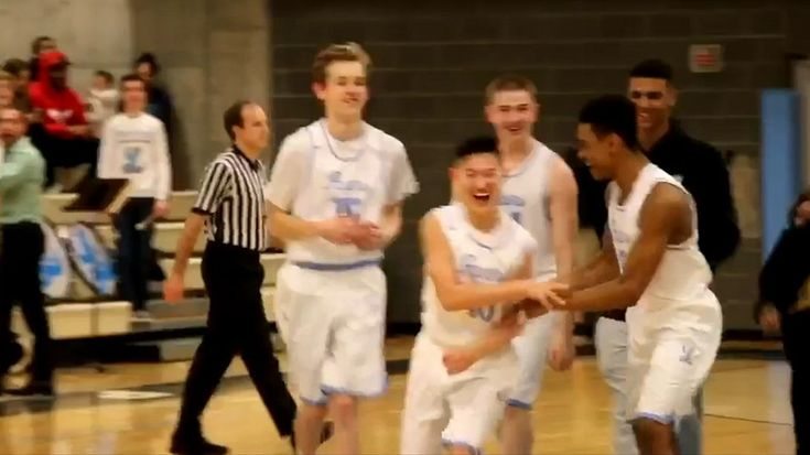 Jimmy Li, who is a cancer survivor turned basketball manager for the Lakeridge high school Pacers, takes to the court with his team and takes it all the way to score a memorable layup.