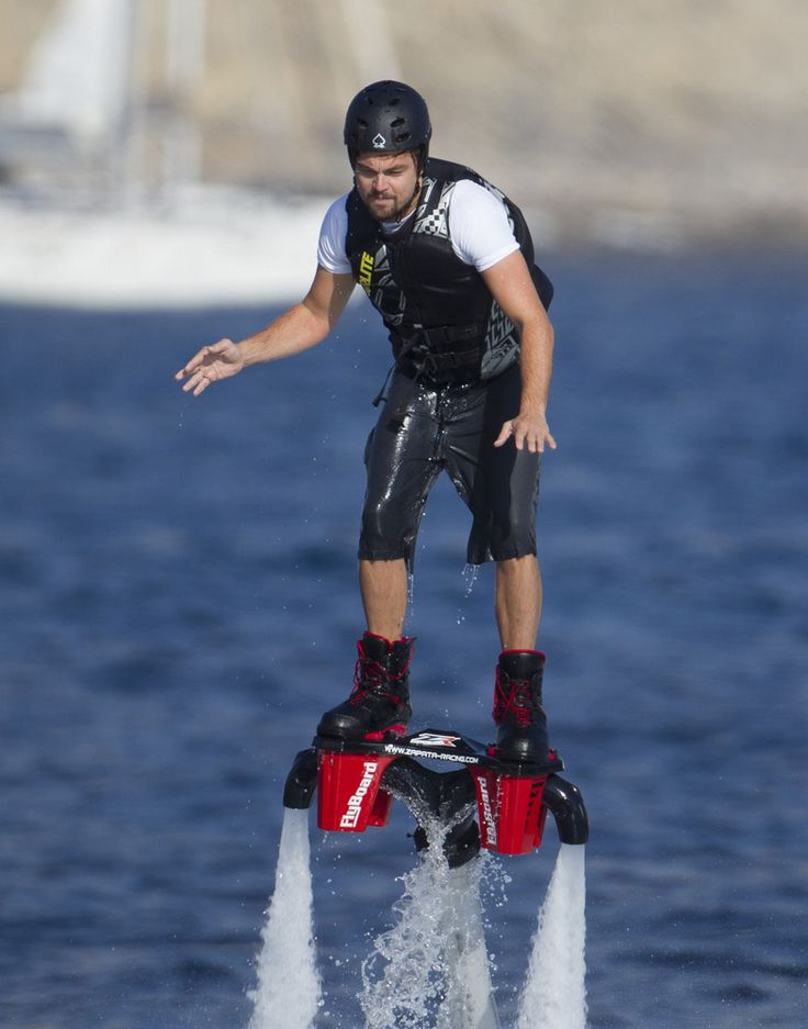 Image result for leonardo dicaprio water sports